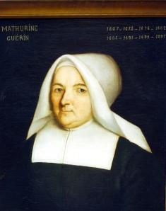 Mother Mathurine Guerin