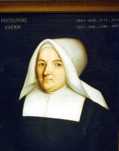 Mother Mathurine Guerin