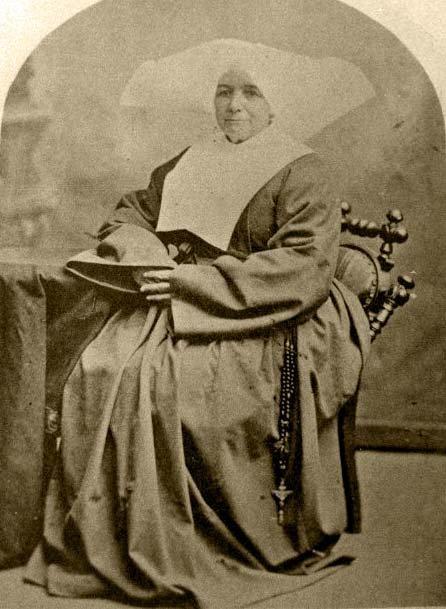 Sister Frances McEnnis