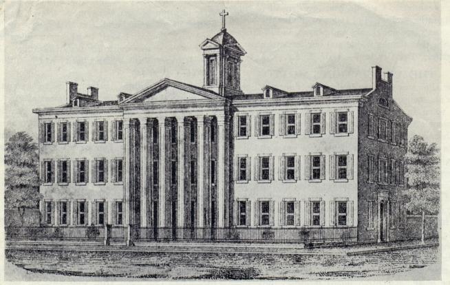 St Louis Hospital