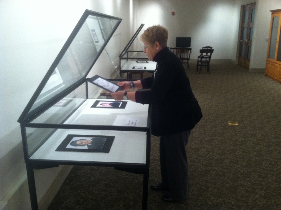 Exhibit preparation