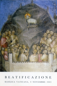 Rendu beatification program, cover