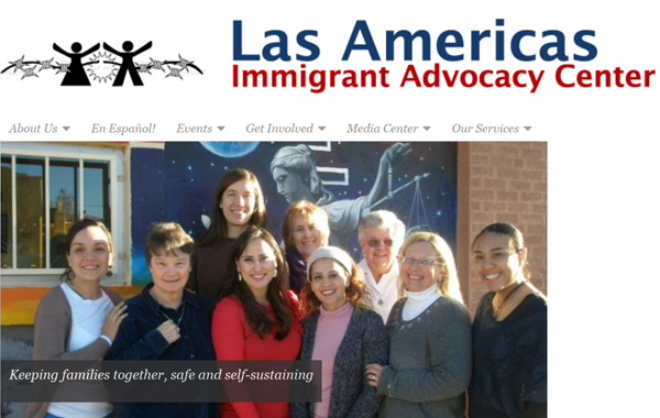 Las Americas Immigrant and Family Center