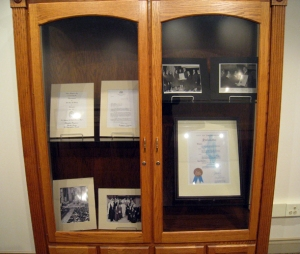 case showing images of special celebrations for the DCs in Philadelphia