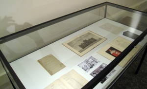 Photos and artifacts for St. Joseph Hospital.