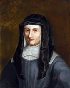 Louise de Marillac portrait