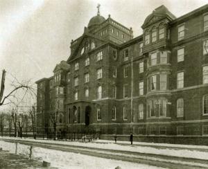 St. Joseph Hospital building