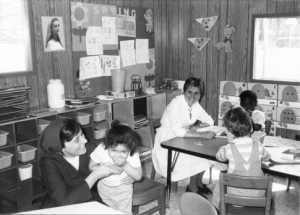 St. Joseph Hall for Girls, early 1980s