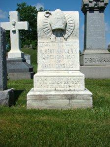 Robert Seton tombstone