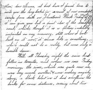 Blakely letter