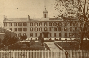 Buffalo Hospital of the Sisters of Charity