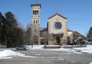 St. Mary's of the Barrens, Perryville, MO