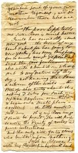 Seton letter August 1, 1817