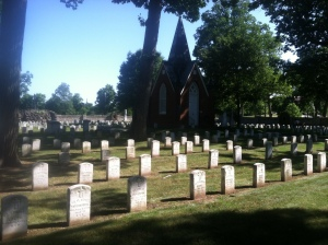 St. Joseph's  Cemetery 2014