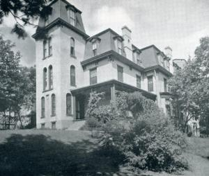 Stokes Mansion