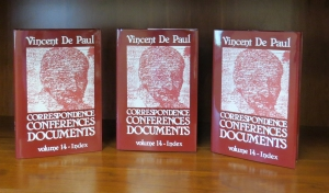 Volume 14 of the Correspondence, Conferences, and Documents of St. Vincent de Paul