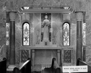 Seton altar