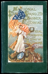 Program for the celebration of the 100th anniverary of the Star Spangled Banner, 1914 (courtesy Daughters of Charity Provincial Archives)