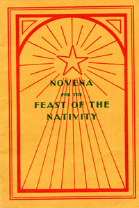 Novena for the Feast of the Nativity (St. Louis, 1940) (used with permission of the Daughters of Charity Provincial Archives)