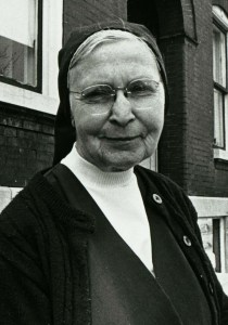 Sister Christina Keethers (used with permission of the Provincial Archives)