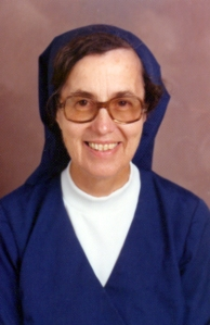 Sister Agnes Power (used with permission of the Provincial Archives)