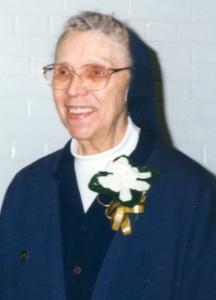 Sister Mary Bernadette Szymczak