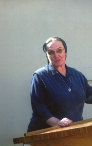 Sister Elizabeth Greim, Director of Jericho Way