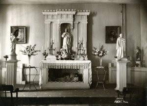 Oratory at St. Joseph's Academy, Emmitsburg, MD (Photo by William H. Tipton)