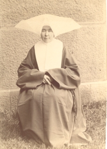 Sister Camilla O'Keefe (used with permission of the Provincial Archives)