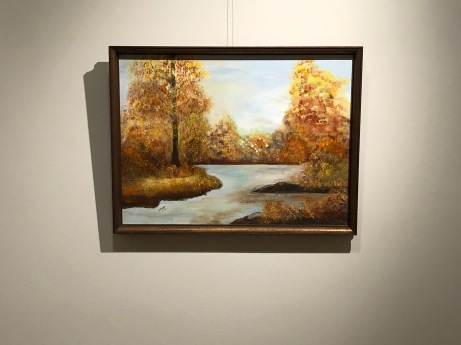 Autumn at Lake Martin