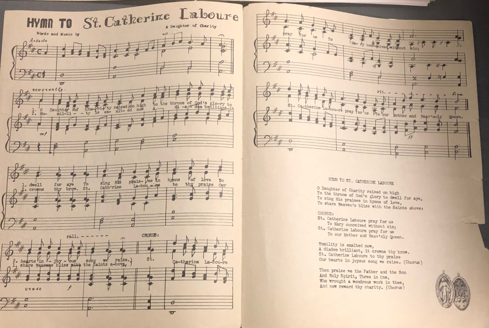 Hymn to St. Catherine